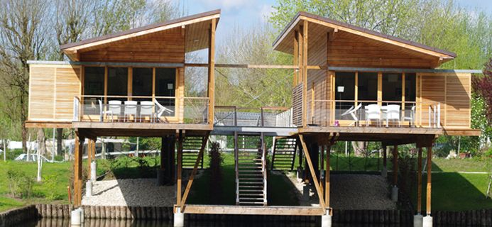 Chalet En Kit Pas Cher House Styles Cabin Tiny House