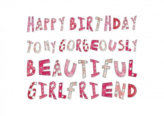 Happy Birthday Girlfriend Images Perfect Cards And Greetings