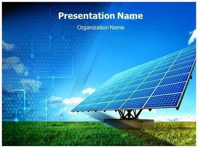 Download Editabletemplates Com S Premium And Cost Effective Solar Panel Editable Powerpoint Template Now Editablete Solar Panels Powerpoint Templates Solar
