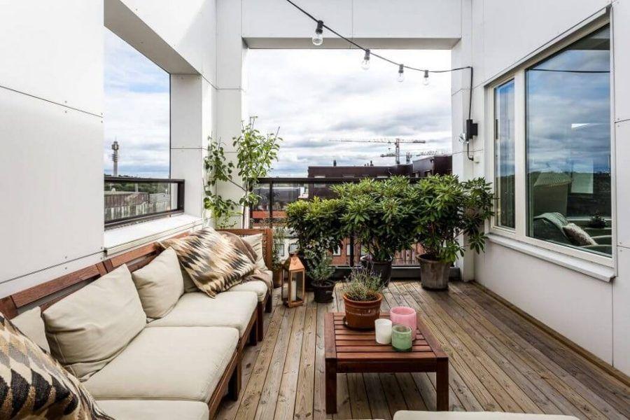Arredare Il Terrazzo Design Di Balcone Appartamento