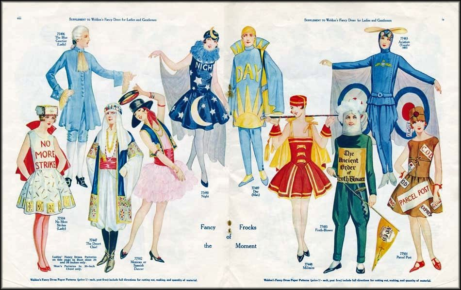 Vintage Weldon S Fancy Dress Fashions Vintage Costumes Vintage Dress Sketches Masquerade Fancy Dress