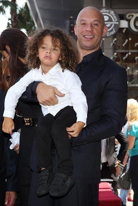 Vin Diesel's Baby : diesel's, Diesel, Wife,, Diesel,
