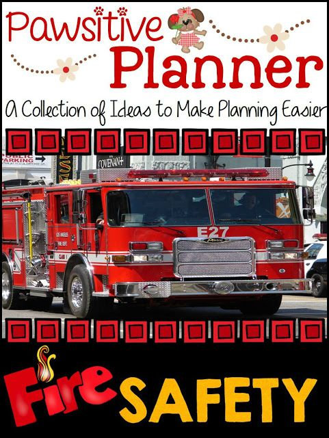 Pawsitively Teaching: A Pawsitive Planner for Fire Safety