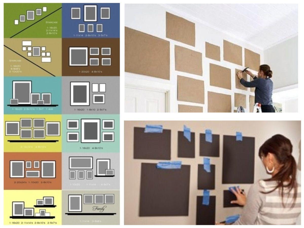 Composiciones cuadros buscar con google decoracion - Composiciones de fotos ...