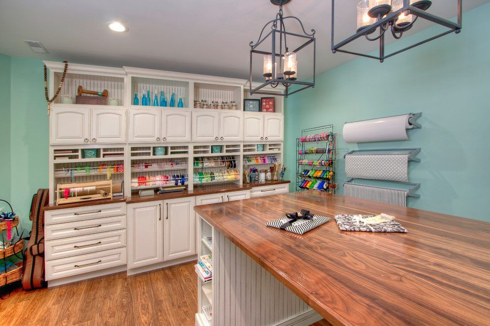 craft room lighting ideas and craft room ideas home office traditional with 4028