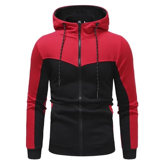 Fashion Mens Tracksuit,Sport Patchwork Hoodie Sweatshirt Tops/&Pants Sets