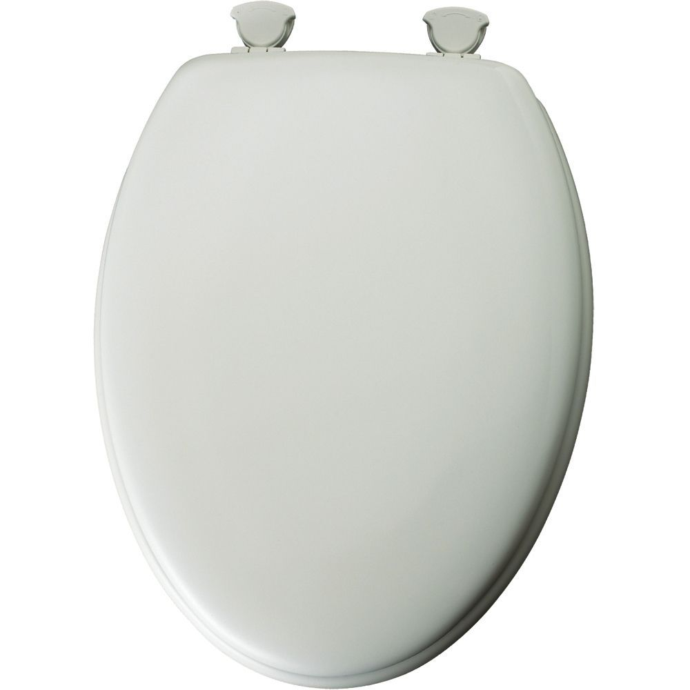 Mayfair 144ECA-000 Elongated Traditional Toilet Seat