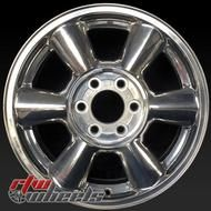 Gmc Envoy Oem Wheels 2002 2007 17 Polished Rims 5143 Oem Wheels Wheels For Sale Gmc Envoy