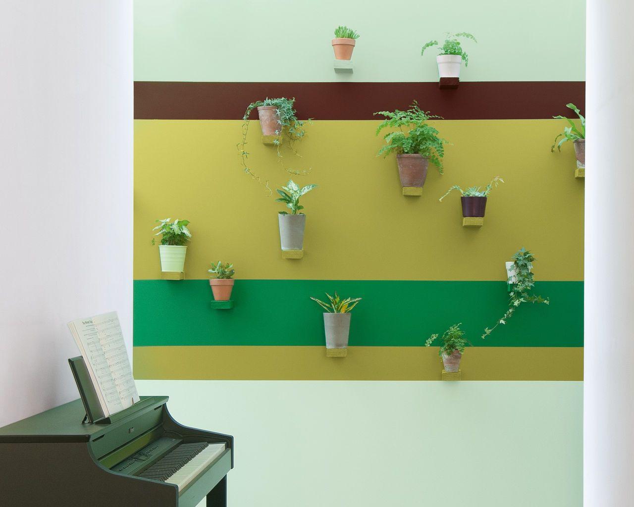 Deco plante - Dulux Valentine