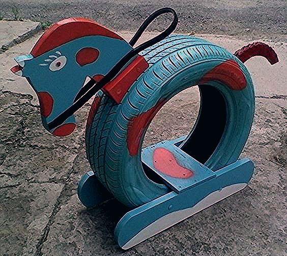 Photo of Geniale Möglichkeiten, alte Reifen in etwas Neues zu verwandeln