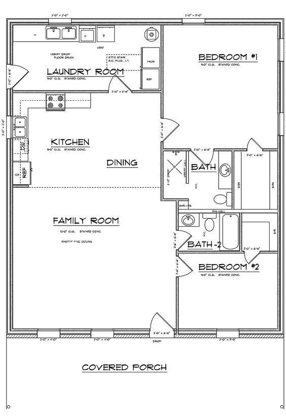 27 Barndominium Floor Plans Ideas To Suit Your Budget Gallery Sepedaku In 2020 Barndominium Floor Plans Building A House Metal Building Homes