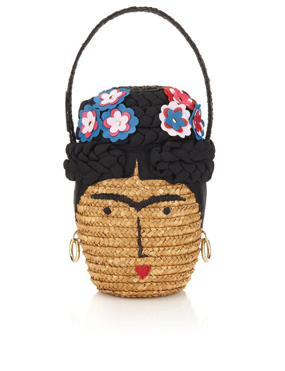 Multi Frida Basket Bag | Lulu Guinness | Avenue32