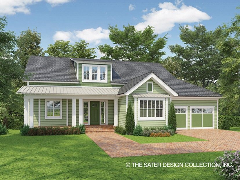 Country Style House Plan 4 Beds 4 5 Baths 3643 Sq Ft Plan 930 469 Country Style House Plans Farmhouse Style House Plans Farmhouse Plans
