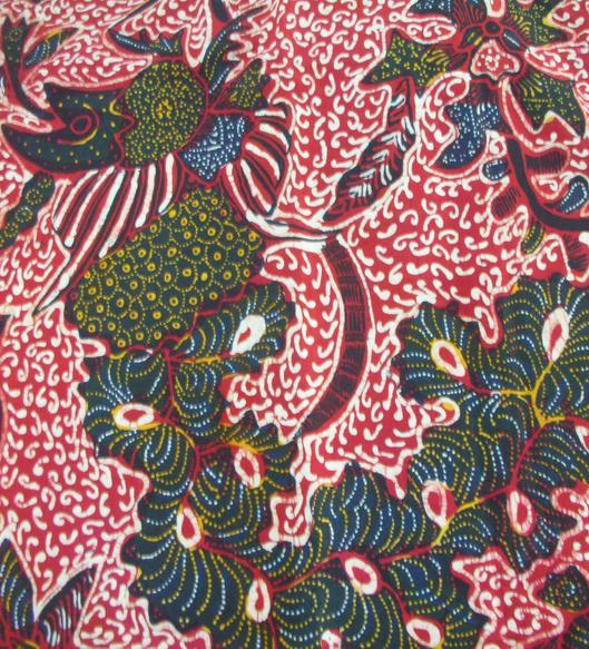 4 Penemu Batik Tulis: Warna-Cerah-Batik-Tulis-Pekalongan.