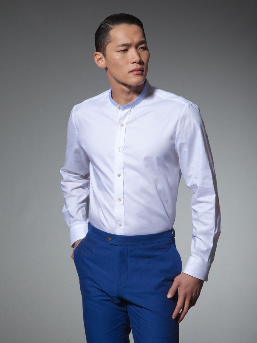 Find great deals on eBay for mandarin shirts for men. Shop with confidence.