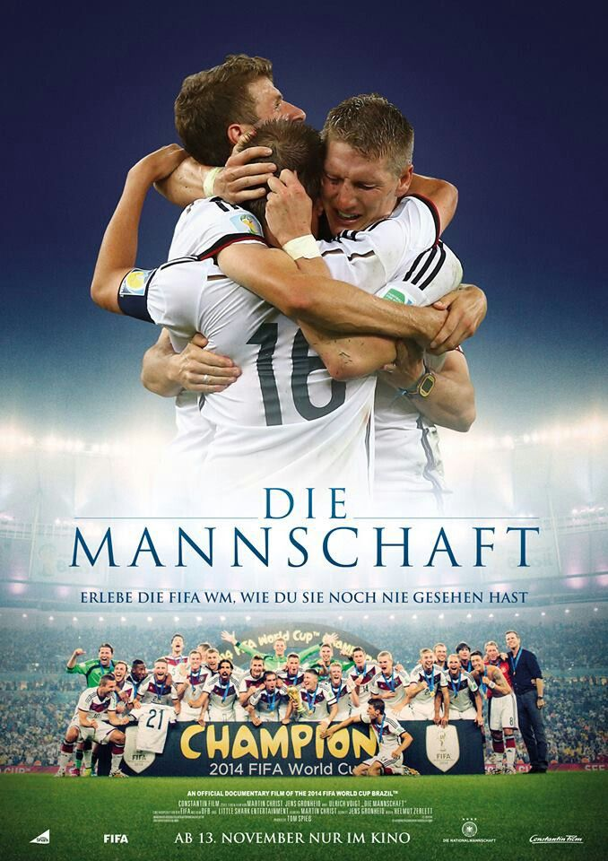 Die Mannschaft Movie Poster I Wanna Watch It