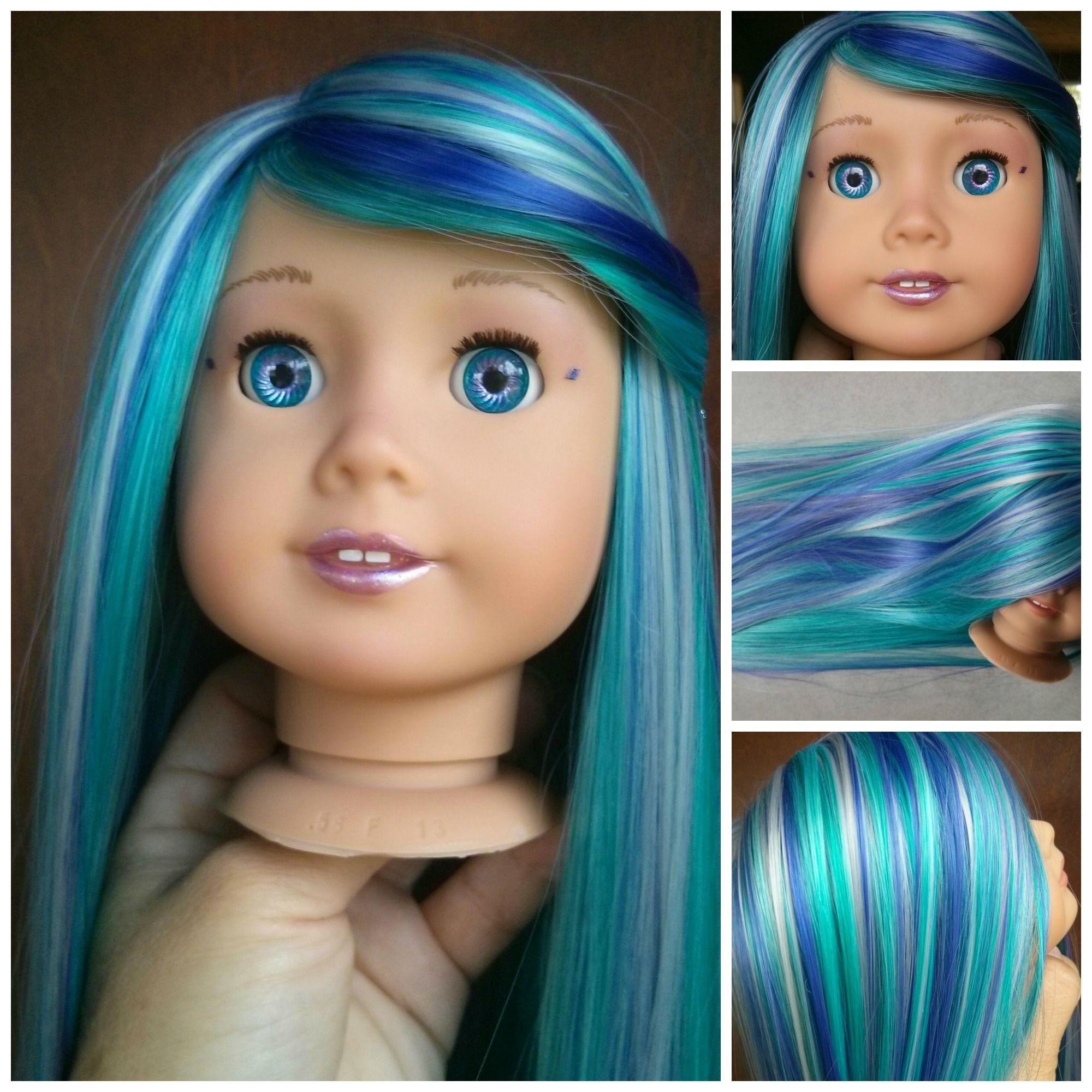 Pin by DollyDay Dreams on AG Custom Dolls Pinterest