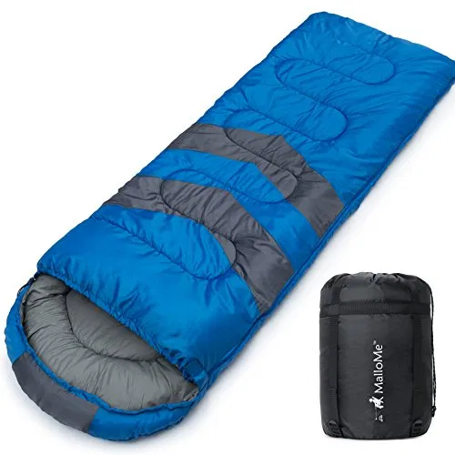 Camping Sleeping Bag 4 Season Warm Weather And Winter Sale Outdoorfull Com In 2020 Kids Camping Gear Camping Gear Best Sleeping Bag