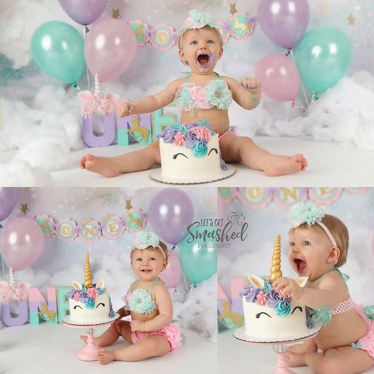 South Jersey Cake Smash Photographer Birthday Cake Smash Smash