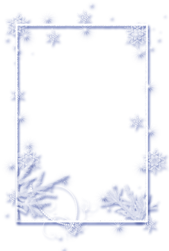 صور فرامات صور اطارات بخلفيه شفافه بدون تحميل صور فرامات للشتاء حياه الروح 5 Ice Photo Frame Christmas Frames