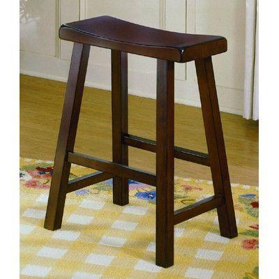 Andover Mills Bates 29 Bar Stool Set Of 2 Home Bar Furniture Kitchen Bar Stools