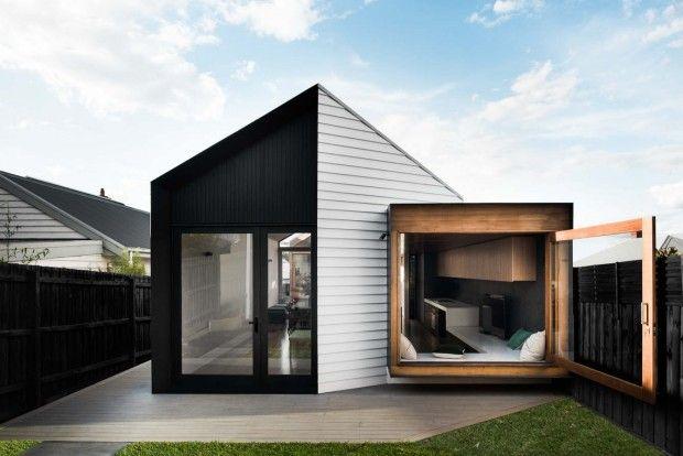 Datum House, maison contemporaine à Melbourne par FIGR Melbourne