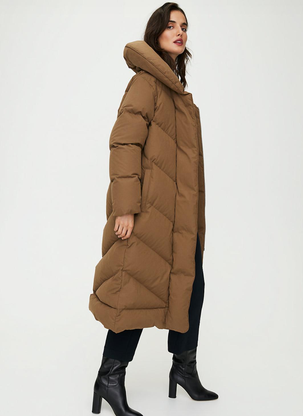 The Duvet Coat Duvet Coat Oversized Puffer Coat Womens Winter Puffer Coats [ 1461 x 1063 Pixel ]