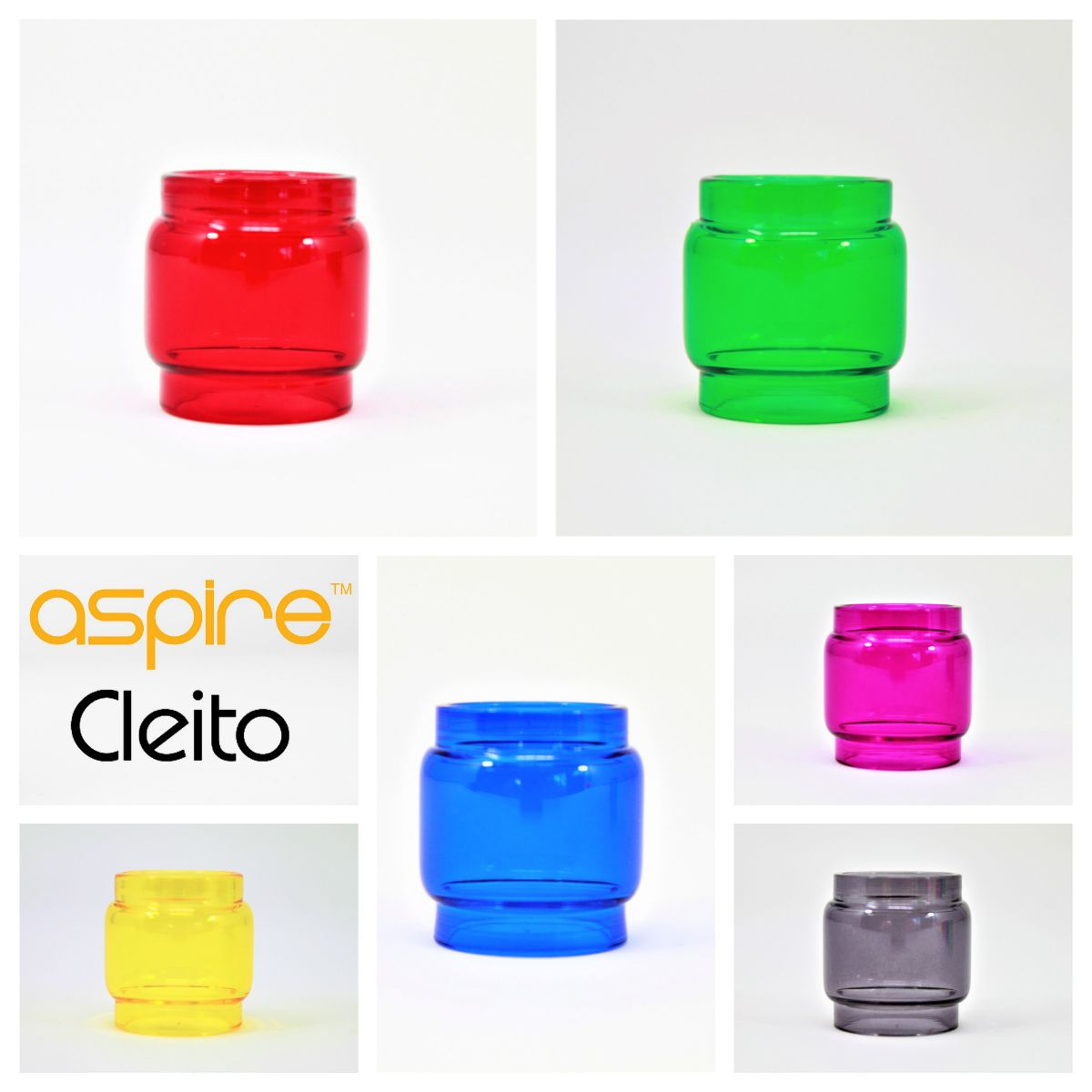 $5 99 ASPIRE CLEITO COLORED EXPANSION GLASS FREE SAME DAY