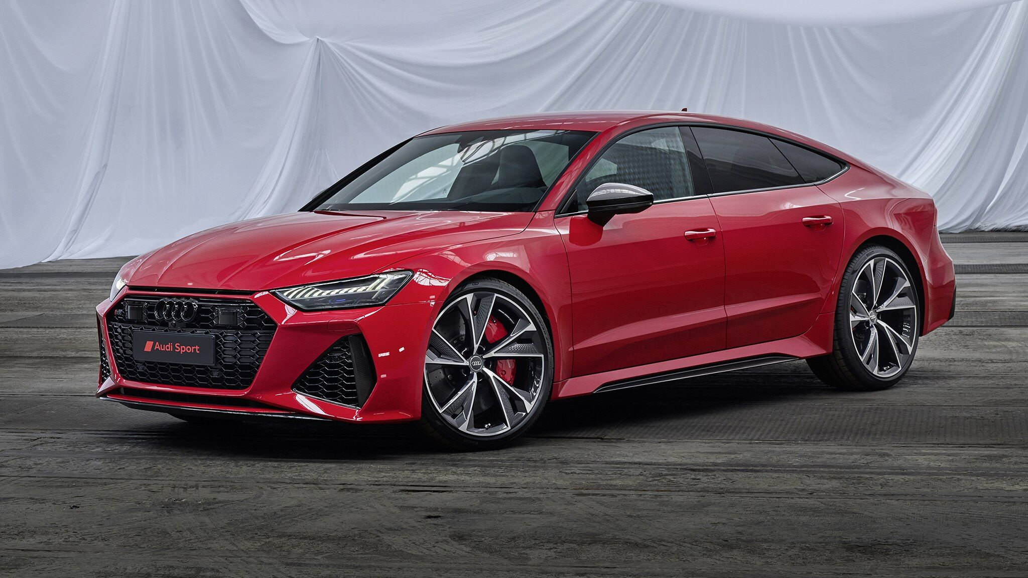 The 2020 Audi Rs7 Sportback Is A 591 Hp Monster Automobile Magazine Audi Rs7 Sportback Porsche Panamera Turbo Audi Rs7