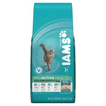 Iams Cat Food Only 2 22 At Target Dry Cat Food Best Cat Food