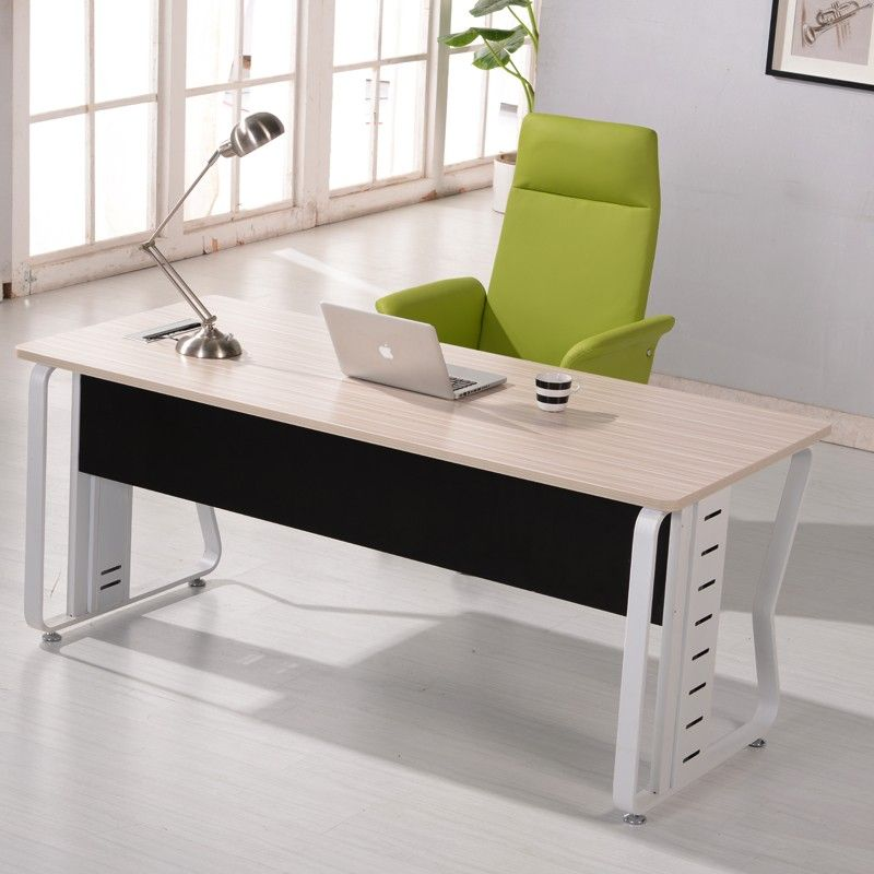 2016 Low Price Boss Modern Director Office Table Design L Shape Wooden