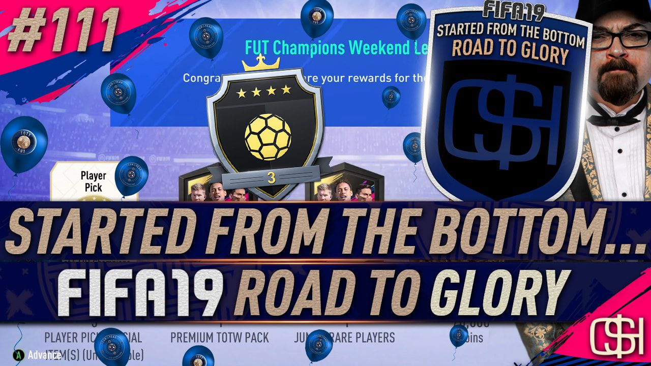 ELITE 3 FUT CHAMPIONS PLAYER PICKS I RIVALS UNTRADEABLE