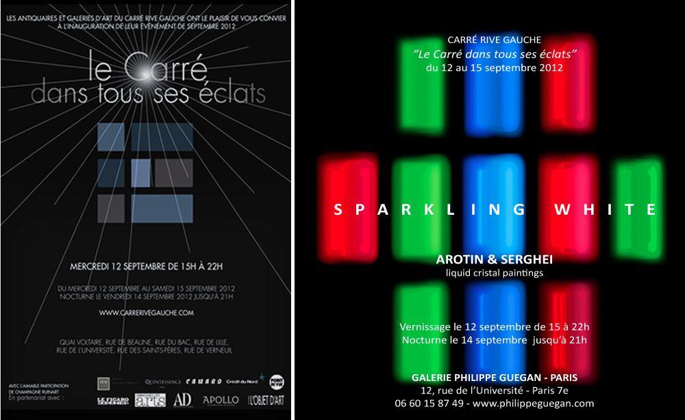 Arotin & Serghei at Philippe Guegan Gallery - Paris 7