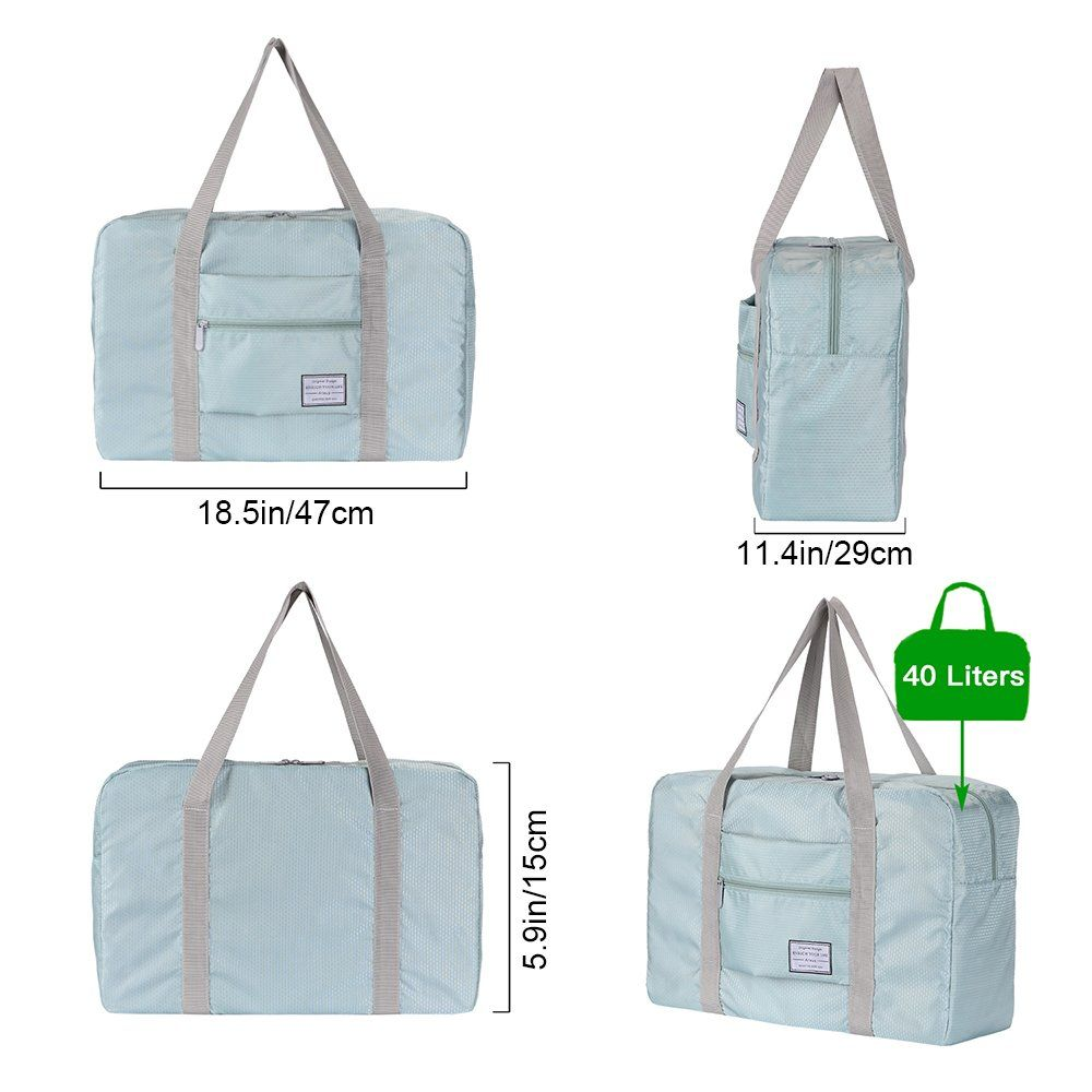 50d69a9c8665 Arxus Travel Lightweight Waterproof Foldable Storage Carry Luggage ...