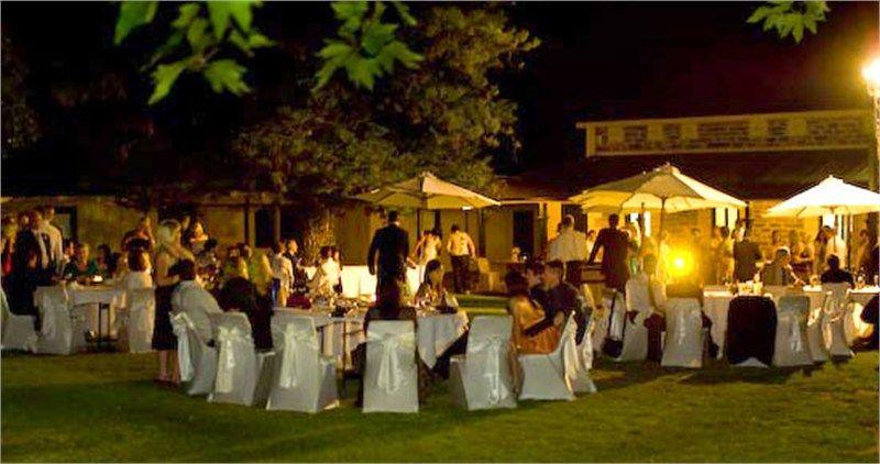 Seppeltsfield Wine Estate Wedding Venues
