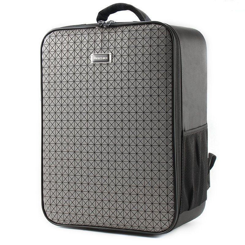 Waterproof Diamond Grid Backpack Nylon For DJI Phantom 4/Phantom 4 PRO/US STOCK! #REALACC