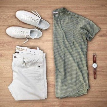 48 Adorable Outfit Grid Mens Summer Inspiration