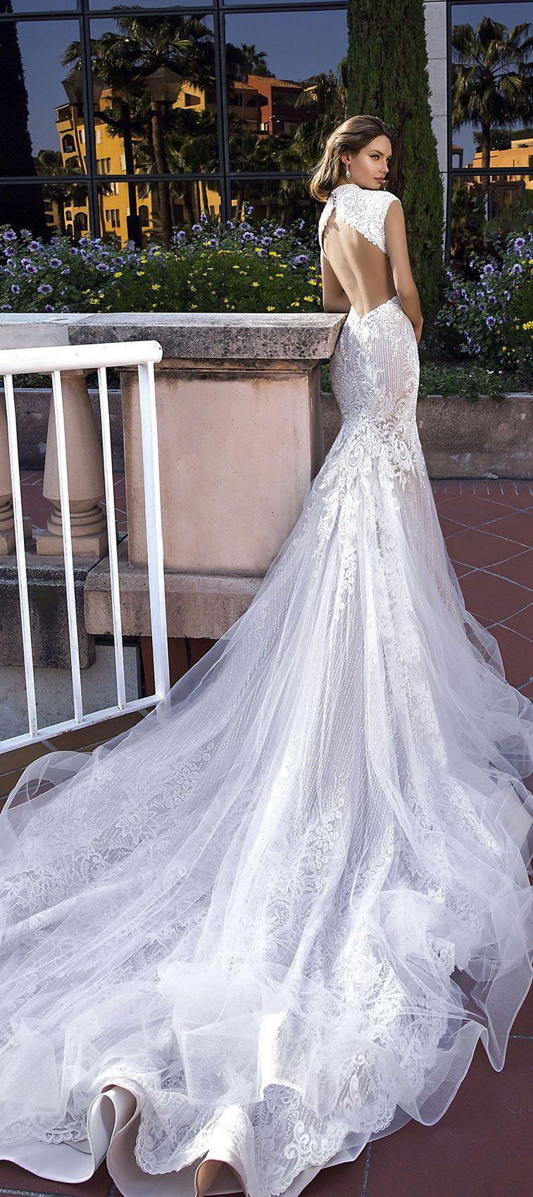 Romance with Tina Valerdi 2018 Wedding Dresses