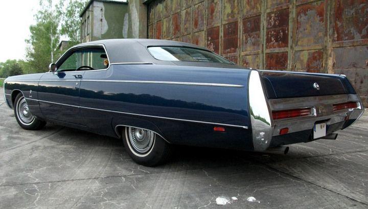 1969 Imperial Lebaron Automobiles Which I Desire