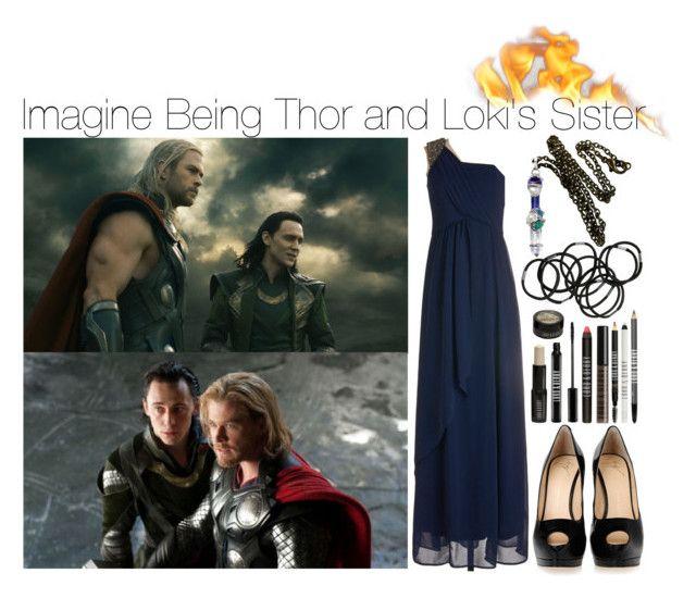 Imagine Being Thor and Loki's Sister | Marvel | Avengers