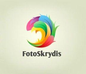โลโก ด ไซน สร างสรรค สวยๆ แบบส ส นสดใส จ ดให เต มท 30 แบบ Photography Logo Design Logo Inspiration Logo Inspiration Modern