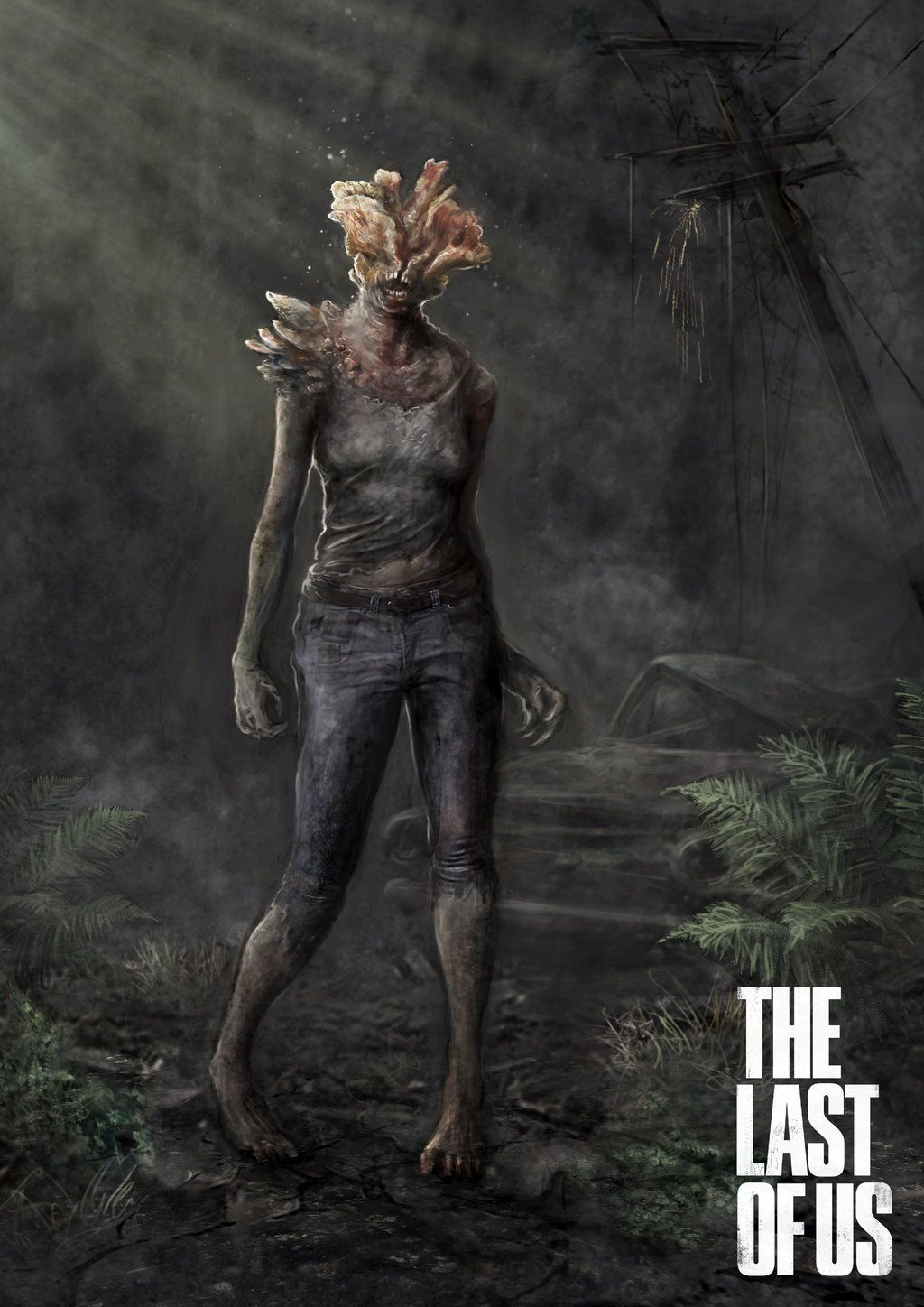 Clicker By 89as13 On Deviantart The Lest Of Us The Last Of Us The Last Of Us2