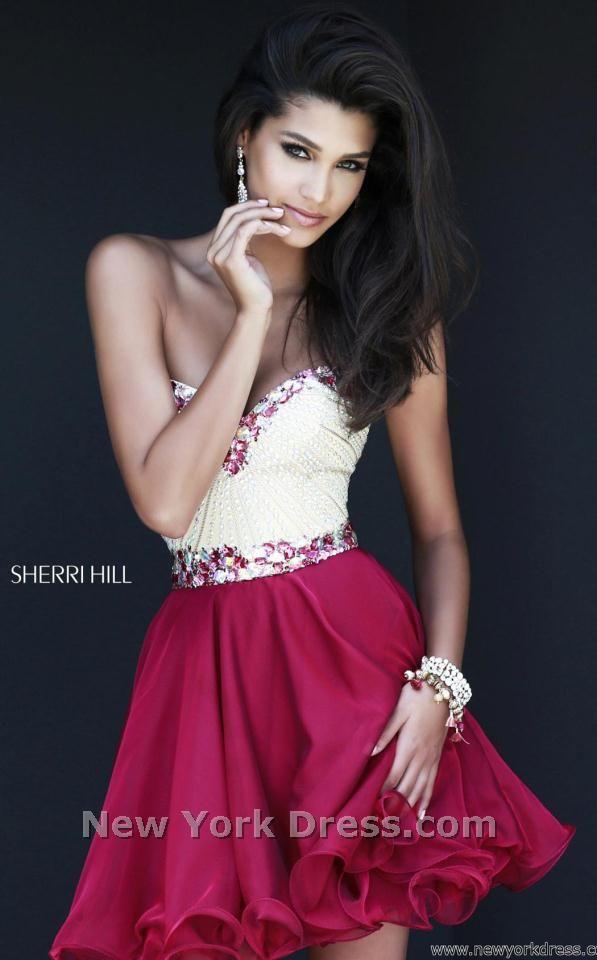 Sherri Hill 1929 Dress - NewYorkDress.com