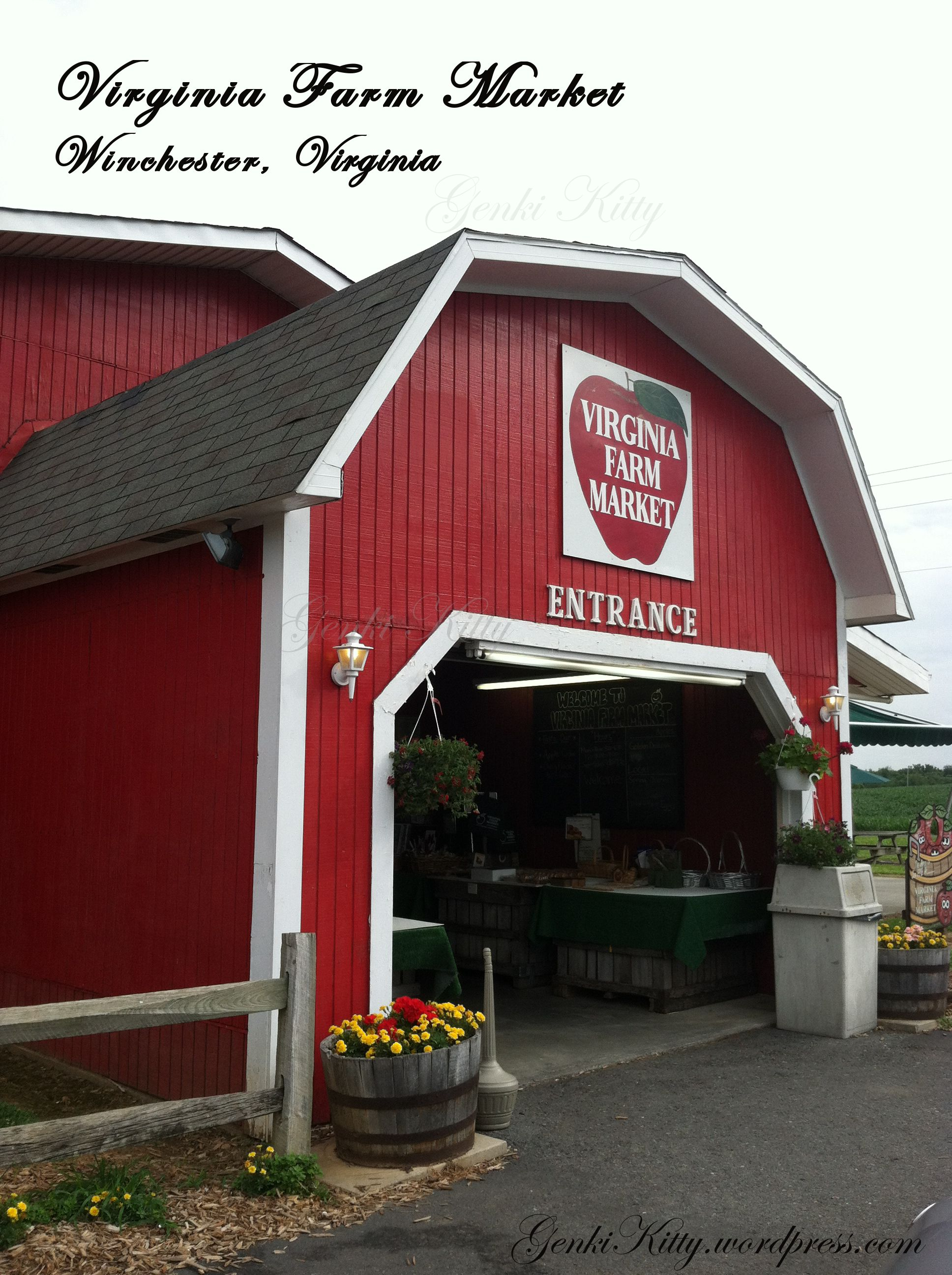 va farm market wonderful stop if passing through there are