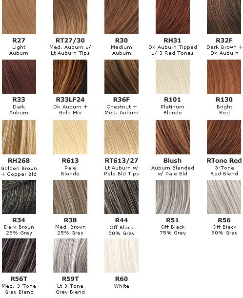 Estetica Color Chart Hair Color Chart Revlon Hair Color Chart Revlon Hair Color