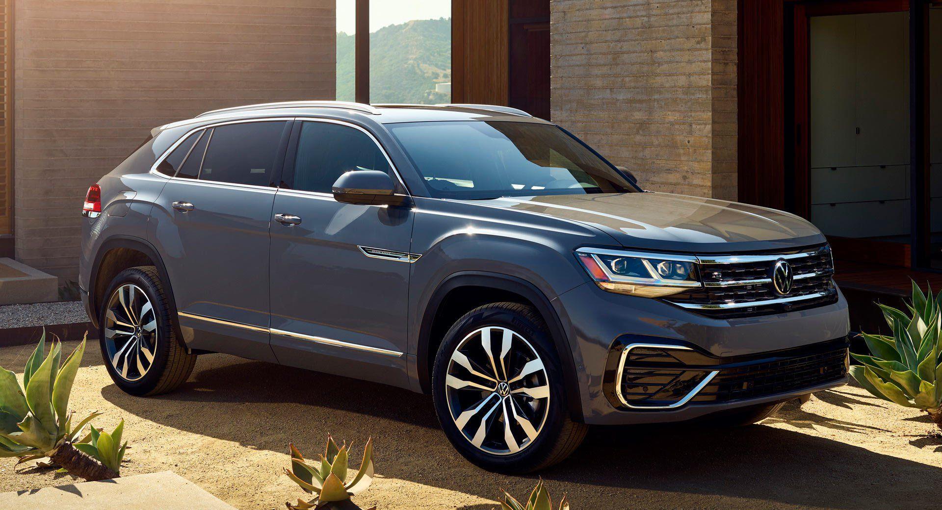 Volkswagen Previews 2020 Atlas Suv