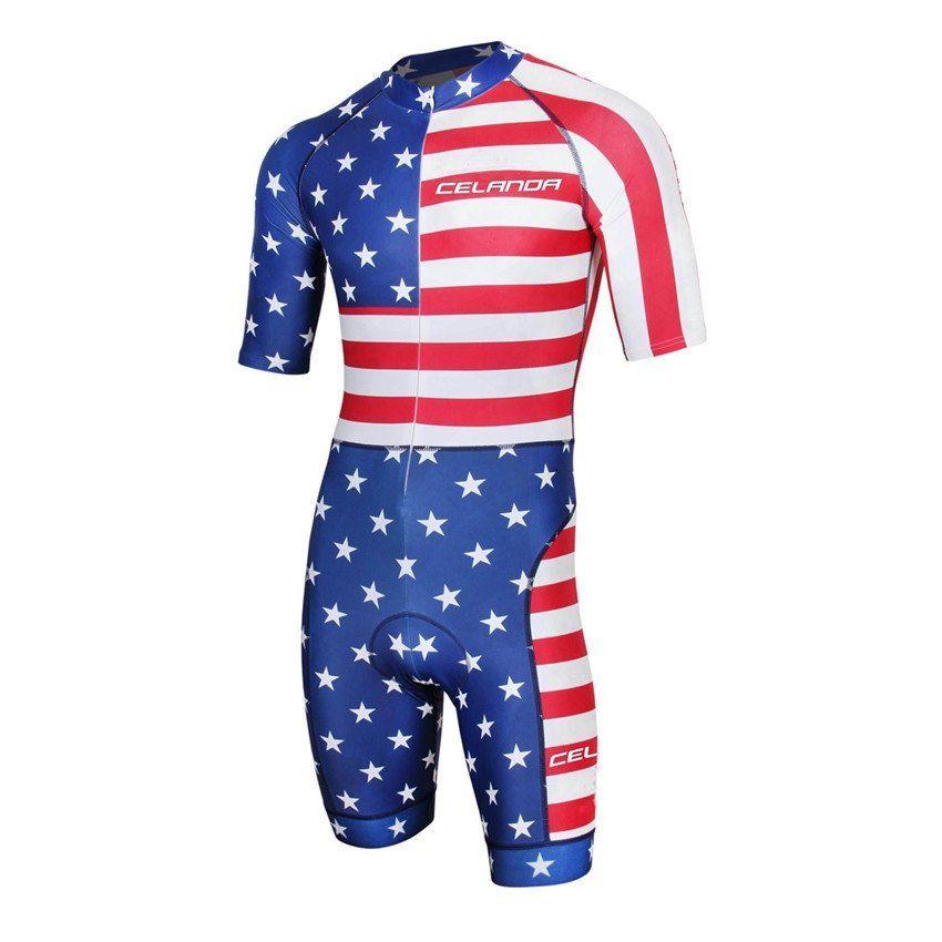 Men s Tri-Suit America. Men s Tri-Suit America Cycling Clothing 8aefda9b0