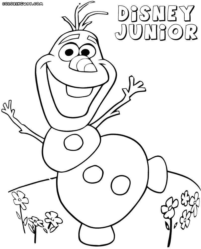 Free Coloring Pages Disney Disney Junior Coloring Pages Disney Junior Coloring Pages 15 Bunny Coloring Pages Free Kids Coloring Pages Free Coloring Pages
