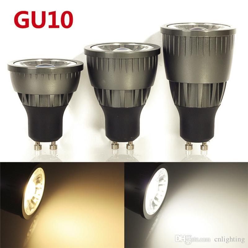 Super Bright Full Watt 7W/9W/11W GU10 MR16 E26 E27JDR E14 E11 LED ...