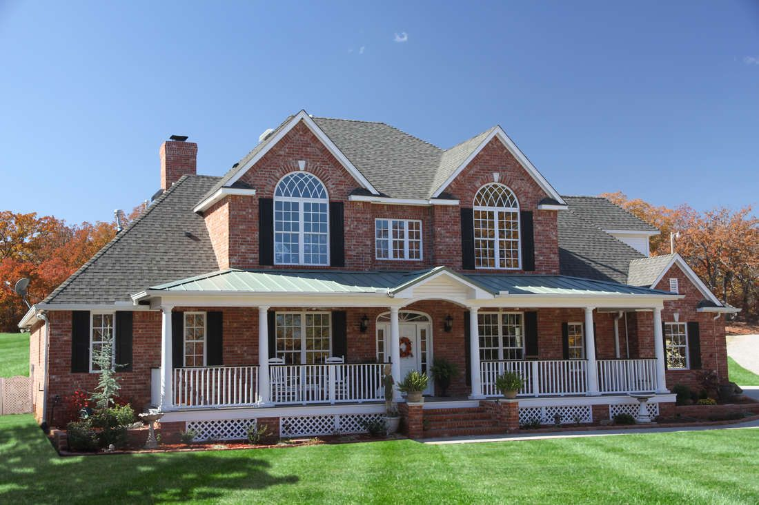 The Peppermill Plan Is Our Of Week Over 2500 Sq Learn More About This Brick Farmhouse Design Caption 4 Beds Baths 2586